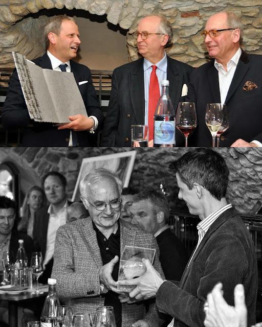 Steffen Christmann, Armin Diel, Frank Schönleber, Helmut Dönnhoff