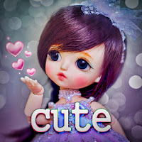Cute Wallpapers - Cute babies, Dolls Backgrounds Apk Download