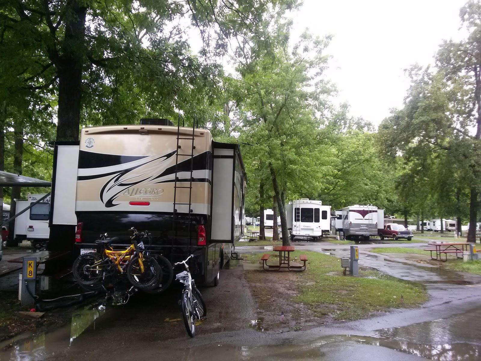 Campgroundcrazy Nashville Koa Nashville Tennessee
