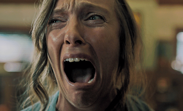 Toni Collette as Annie in HEREDITARY (2018)