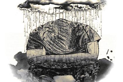 Lelaki Penggali Kubur ~ Cerpen Budi Setiawan