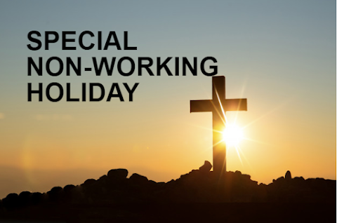 SPECIAL NON-WORKING HOLIDAY in Cebu City on April 14, 2021 for 500 Years of Christianity