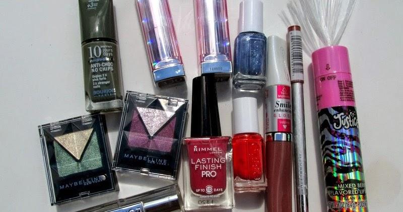 Cosmetics Fairy Haul | Pretty and Polished