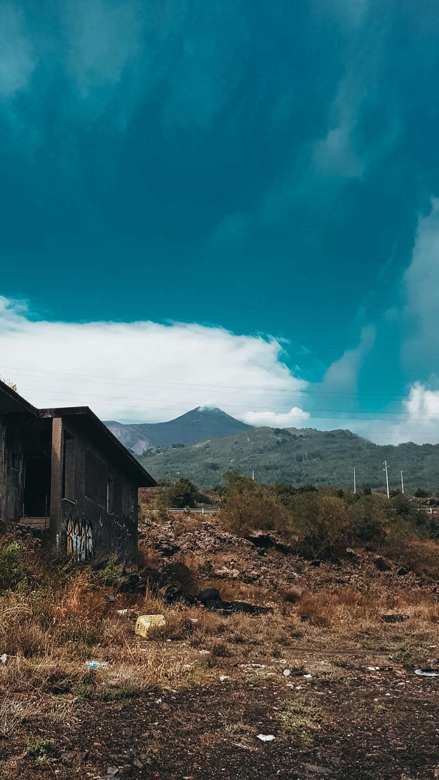 Czy ciężko jest wejść na Etnę