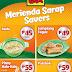 About Town |  Merienda Sarap Savers ng Mang Inasal