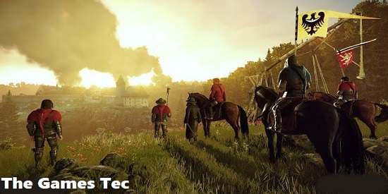 Kingdom Come Deliverance Band of Bastards PC Game Download