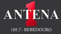 Rádio Antena 1 FM 105,7 de Bebedouro SP