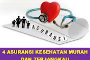 4 Daftar Asuransi Kesehatan Yang Terjangkau Murah 2021
