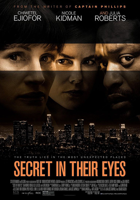 Secret in Their Eyes (2015) แค้นฆ่า..ล่าปมลวง