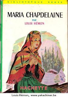 Louis Hémon, Maria Chapdelaine