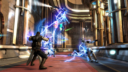 Star Wars The Force Unleashed II (2010) Download Free Full Game For PC Via Direct Filehost Parts