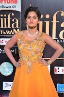 Keerthi in Orange Anarkali Dress at IIFA Utsavam Awards 2017  Day 2  08.JPG