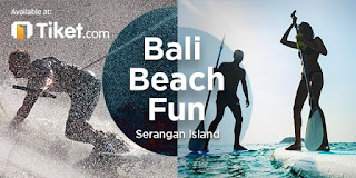 Cari tiket murah bali beach fun