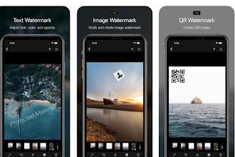 OGGI GRATIS: App per inserire automaticamente watermark, firma o QR code nelle vostre foto