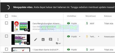 Cara Pasang Iklan Di Channel Youtube Setelah Di Terima | Google Adsense 2020