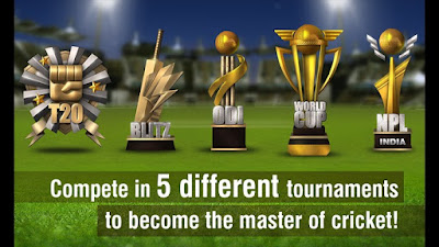 World Cricket Championship 2 Modes