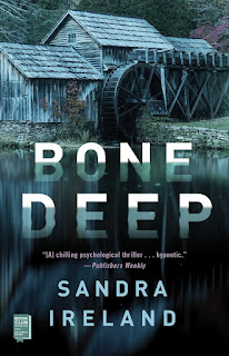 review of Bone Deep by Sandra Ireland