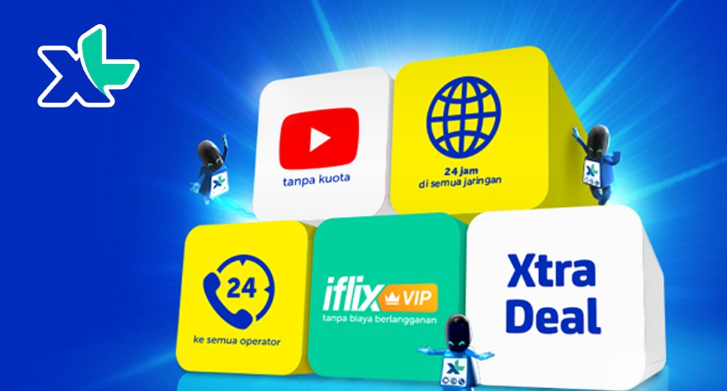 Update Paket Internet XL 2020