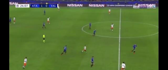 ⚽⚽⚽ Champions League Live Atalanta Vs Valencia ⚽⚽⚽