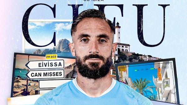 Oficial: El UD Ibiza se refuerza con Cifu