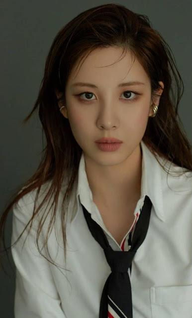 SNSD Seohyun 2021 Season's Greetings
