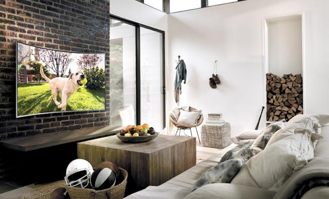 @SamsungSA New #Televisions Beautifully Combine #Technology and #Aesthetics #ThisIsTV