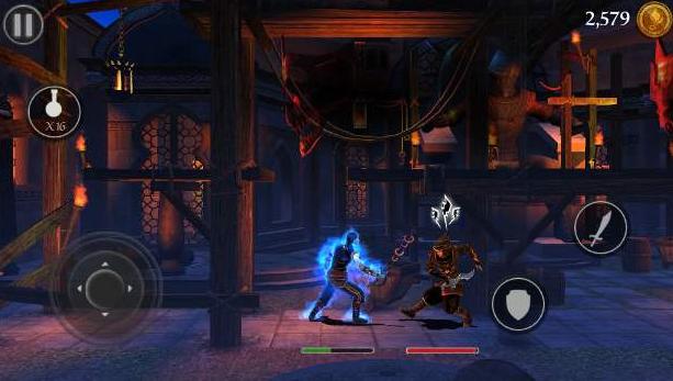 Prince of Persia Shadow Flame Mod Apk