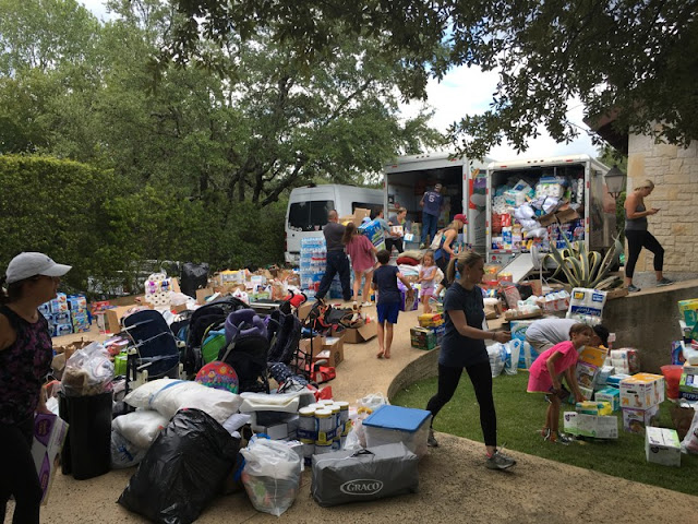 We all know how devastating and deadly Hurricane Harvey was in Texas in 2017, so now it's our chance to help our Texan friends! Find out how this one proud Texan teacher is watching her community support the relief efforts in multiple ways. You may find ideas you could do in your own classroom or community. Click through now to for donating inspiration or links to help rebuild!