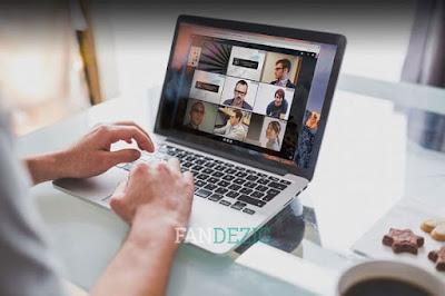 Aplikasi Meeting Online untuk PC dan Smartphone