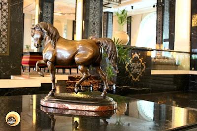Songket Lounge, Hotel Istana Interior Look, Kuala Lumpur