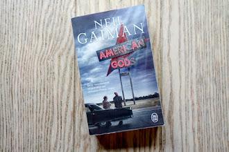 Lundi Librairie : American Gods - Neil Gaiman