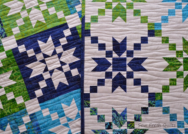 Sew Fresh Quilts: Let's Bee Social #163 : fresh quilting - Adamdwight.com