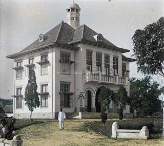 bangunan city hall di kota pematangsiantar