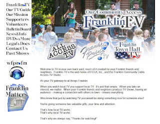 Franklin●TV and Franklin Public Radio - Annual Meeting - Aug 3