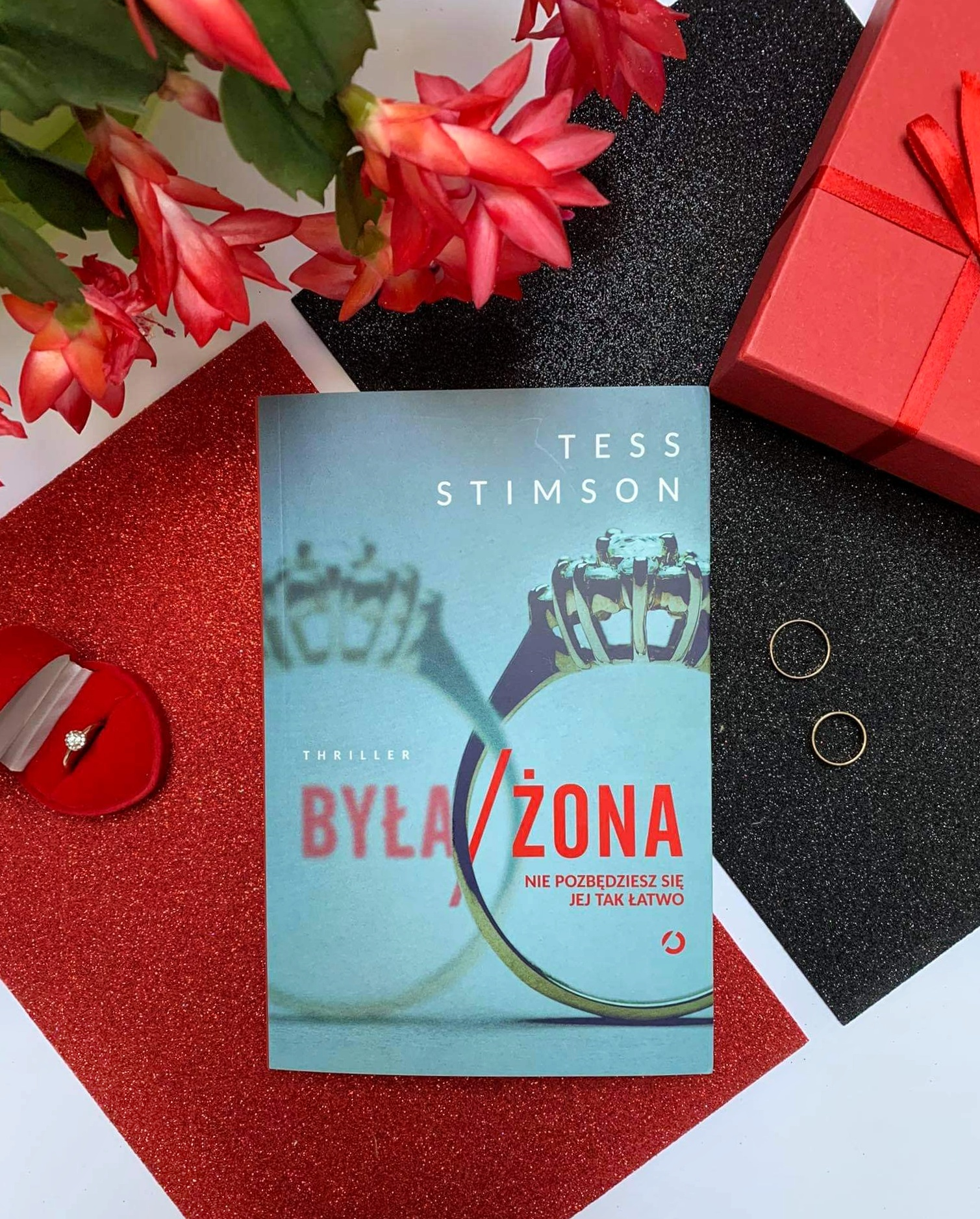 """""""Była/Żona"""" Tess Stimson"""
