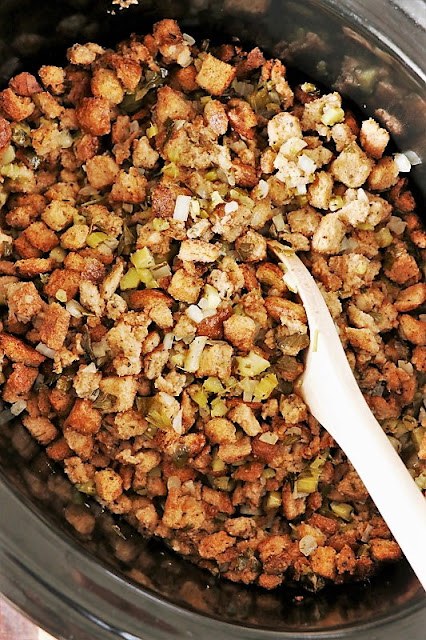 Slow Cooker Stuffing Image