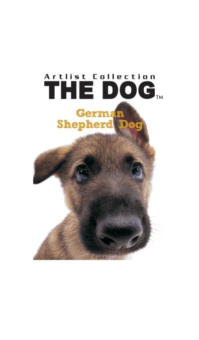 THE DOG German Shepherd Dog