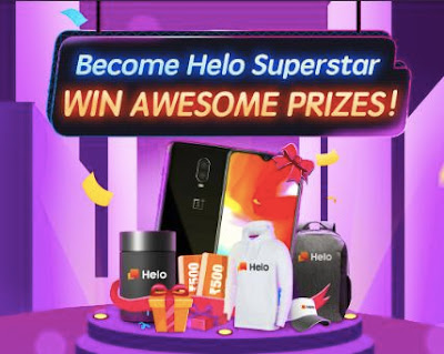 Helo Superstar III Contest