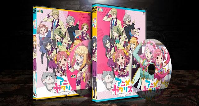 Anime-Gataris | Cover DVD | MEGA |