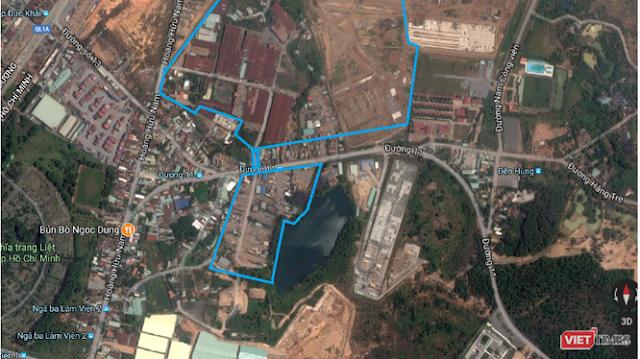 Dự án KDC BXMĐ mới - KDC Phường Long Bình, Quận 9, HCM