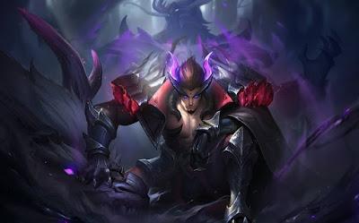 hero baru yu zhong Mobile Legends