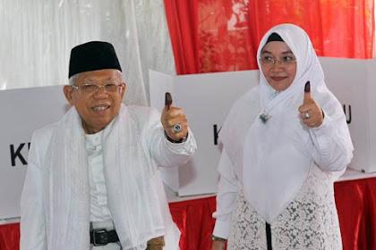 BW: Soal Ma'ruf Amin Jabat BUMN, Secara Hukum Sudah Selesai! DISKUAIFIKASI!?