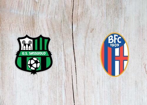 Sassuolo vs Bologna -Highlights 20 February 2021