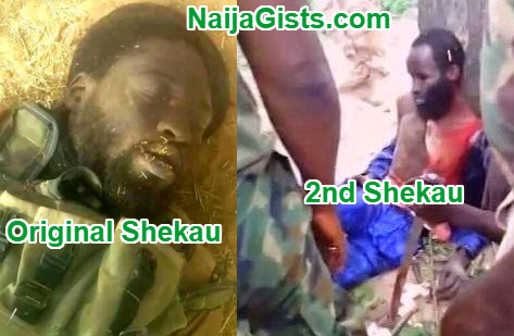 original 2nd shekau dead