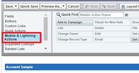 Infallible Techie: File Quick Action in Salesforce