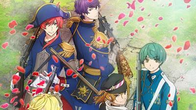 Senjuushi: The Thousand Noble Musketeers (02/??) (Mega)