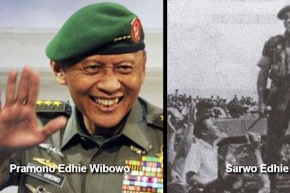 Pramono Edhie Wibowo, Putra Pejuang Penumpas PKI