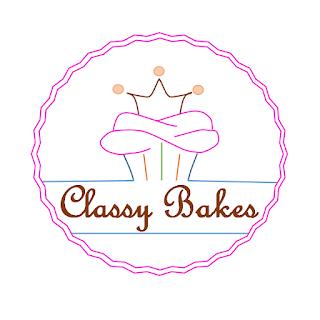 Classy Bakes Logo