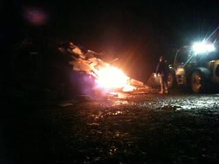 bonfire night, community