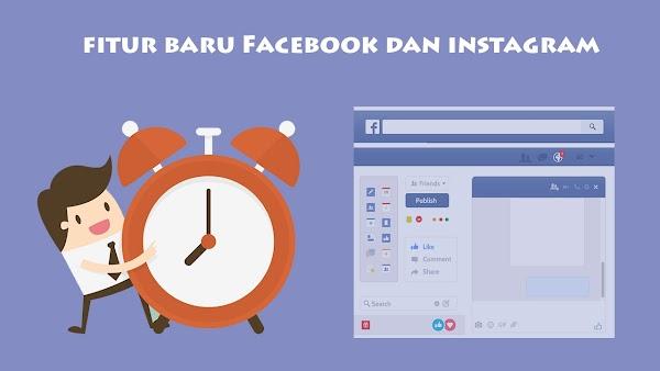 Sekarang Kita Bisa Melihat Durasi Penggunaan Facebook dan Instagram!